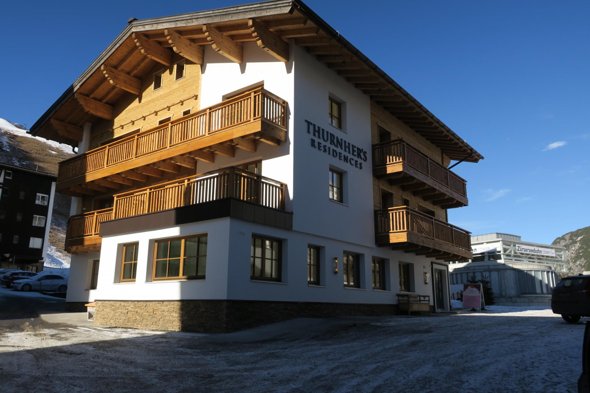 Außenansicht Thurnher`s Residences