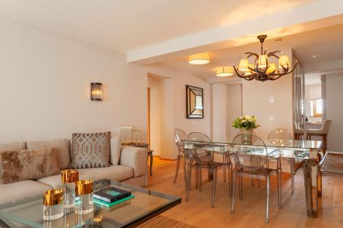 Thurnher's Residences - Apartment 2 - Wohnzimmer